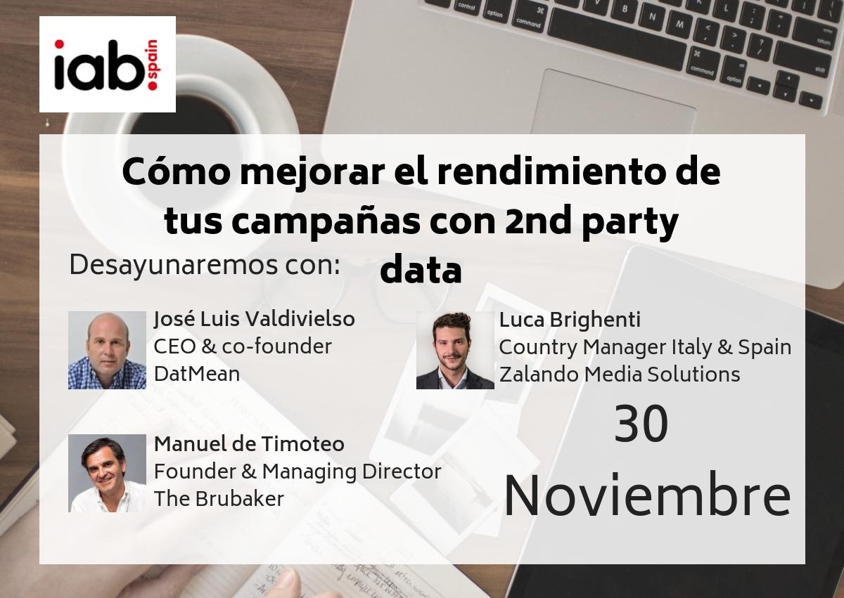 Cómo mejorar el rendimiento de tus campañas con 2nd Party Data