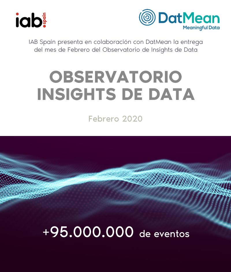 Observatorio Data Febrero 2020